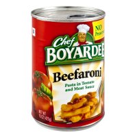 Chef Boyardee Beefaroni 15oz Can product image