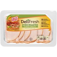 Oscar Mayer Deli Fresh Oven Roasted Turkey 9oz PKG product image