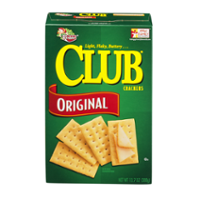 Keebler Club Crackers Original 13.7oz Box product image