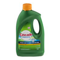 Cascade Complete Auto Dish Detergent Gel Citrus Breeze 75oz BTL product image