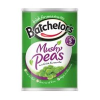Batchelors Mushy Original Cooked Dry Peas 10.6oz Can product image