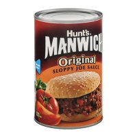 Hunt's Manwich Sloppy Joe Sauce Original  24oz Can product image