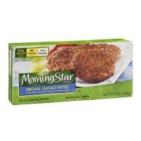Morningstar Farms Veggie Sausage Patties 6CT 8oz PKG product image