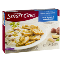 Weight Watchers Smart Ones Slow Roasted Turkey Breast 9oz PKG product image