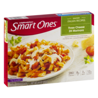 Weight Watchers Smart Ones 3 Cheese Ziti Marinara 9oz PKG product image