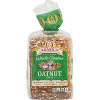 Arnold Whole Grains Bread Oat Nut 24oz PKG product image