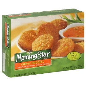 Morningstar Farms Chik'n Nuggets 10.5oz PKG product image