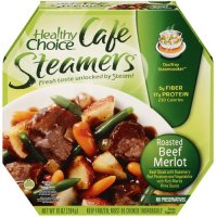 Healthy Choice Cafe Steamers Roasted Beef Merlot 9.5oz PKG product image