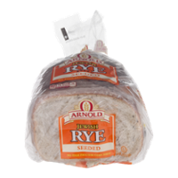 Arnold Jewish Rye Bread With Seeds 16oz PKG product image