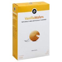 Store Brand Vanilla Flavored Wafers 11oz Box product image