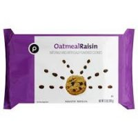 Store Brand Oatmeal Raisin Cookies 13oz PKG product image