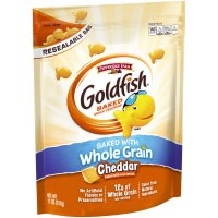 Pepperidge Farm Goldfish On the Go!  Whole Grain Cheddar 11oz Bag product image