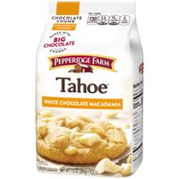 Pepperidge Farm Tahoe Cookies White Chocolate Macadamia 7.2oz PKG product image
