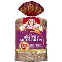 Arnold Whole Grains Bread Healthy Multi-Grain 24oz PKG product image