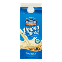 Almond Breeze Almond Milk Vanilla 64oz CTN product image