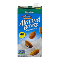 Almond Breeze Original Non-Dairy Beverage 32oz CTN product image