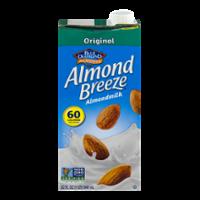 Almond Breeze Original Non-Dairy Beverage 32oz CTN product image