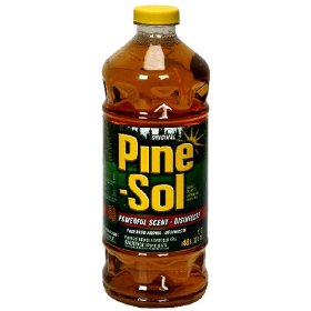 Pine-Sol All Purpose Cleaner Disinfectant Original 40oz BTL product image