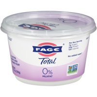Fage Greek Yogurt 0% 17.6oz Tub product image