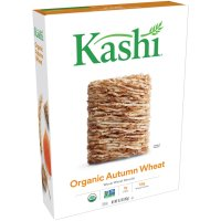 Kashi Whole Wheat Biscuits Autumn Wheat Cereal 16.3oz Box product image