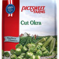 Pictsweet Premium Cut Okra 16oz Bag product image
