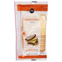 Store Brand Deli Packaged Sliced Muenster Cheese 10CT 8oz PKG product image