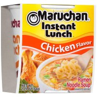 Maruchan Instant Lunch Chicken Flavor Ramen Noodles 2.25oz PKG product image