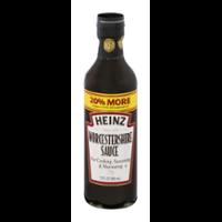 Heinz Worcestershire Sauce 12oz BTL product image