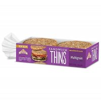 Arnold Sandwich Thins Multi-Grain 6CT 12oz PKG product image