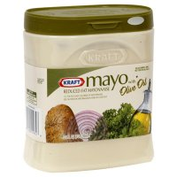 Kraft Mayo with Olive Oil Reduced Fat 30oz Jar product image