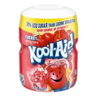 Kool-Aid Drink Mix Cherry Makes 8QTS 19oz PKG product image