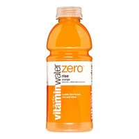 Glaceau Vitamin Water Zero Rise Orange 20oz BTL product image