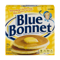 Blue Bonnet Margarine Sticks  4 Quarters 1LB Box product image
