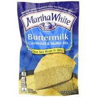 Martha White Buttermilk Cornbread & Muffin Mix 6oz Pouch product image