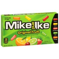 Mike and Ike Original Fruits Candy 5oz Box product image