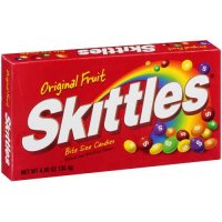 Skittles Original Candies 3.5oz Box product image