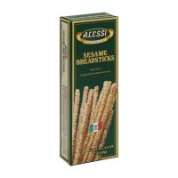 Alessi Breadsticks Sesame 4.4oz Box product image