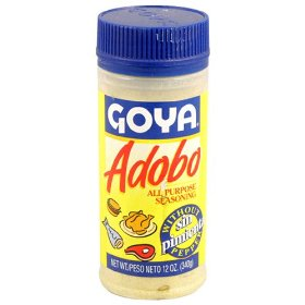 Goya Adobo All Purpose Seasoning without Pepper 8oz PKG product image