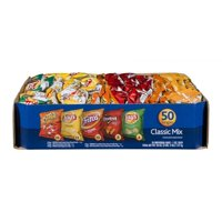 Frito Lay Classic Mix Variety Chips 50CT 1oz EA 50oz PKG product image