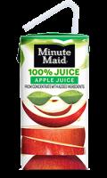 Minute Maid 100% Apple Juice 8PK of 6oz Boxes 48oz PKG product image
