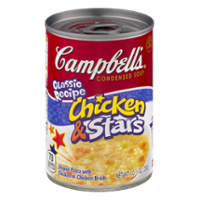 Campbell's Condensed Soup Chicken & Stars 10.5oz Can product image