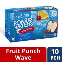 Capri Sun Roarin Waters Fruit Punch 10CT of 6oz EA product image
