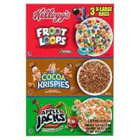 Kellogg's Tri  Pack 43oz Box product image