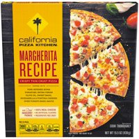 California Pizza Kitchen Crispy Thin Crust Margherita Pizza 15.5oz Box product image