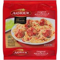 Armour Meatballs Original 26CT 14oz Bag product image