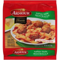 Armour Italian Style Meatballs 14oz Bag product image