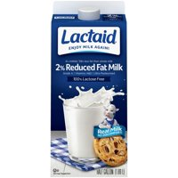 Lactaid 100% Lactose Free Milk 2% Reduced Fat 64oz CTN product image