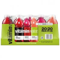 Glaceau Vitamin Water Variety Pack 20CT of 20oz BTLS product image