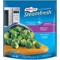 Birds Eye Steamfresh Premium Brussel Sprouts 10.8oz Bag product image