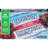 Capri Sun Roarin Waters Wild Cherry 10CT of 6oz EA product image